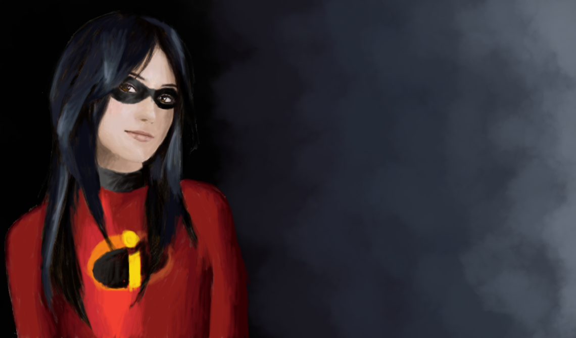 Violet Parr du film Les Indestructibles 2