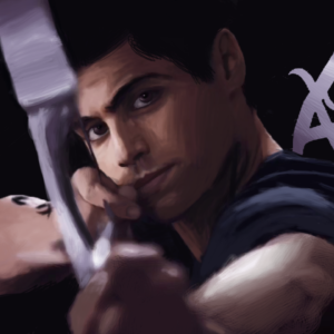 Alec Lightwood from The Mortal Instruments