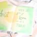 Bullet Journal à thème : un été citronné