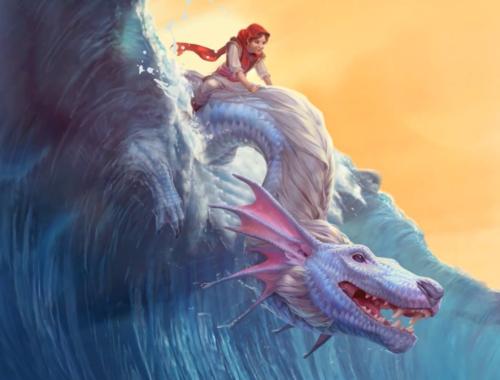 5 raisons de lire Silver Batal et le dragon d'eau