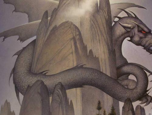 La fourchette, la sorcière et le dragon : retour en Alagaësia