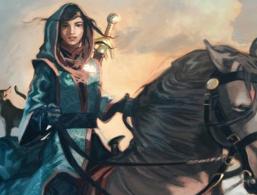 Alanna tome 3 : chaman du désert