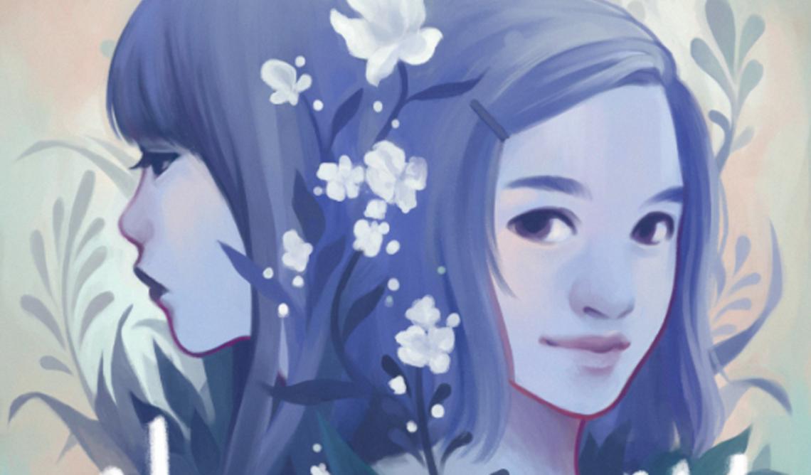 Sœurs de cœur : un conte poétique