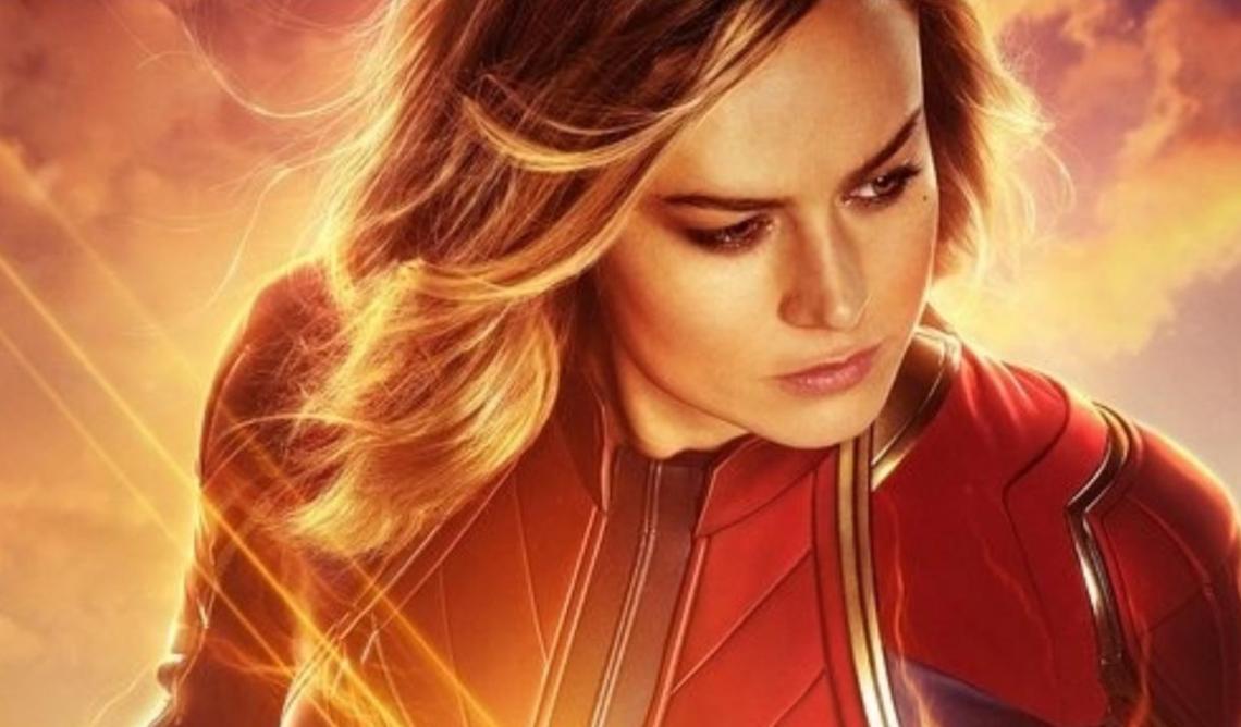 5 raisons de voir Captain Marvel