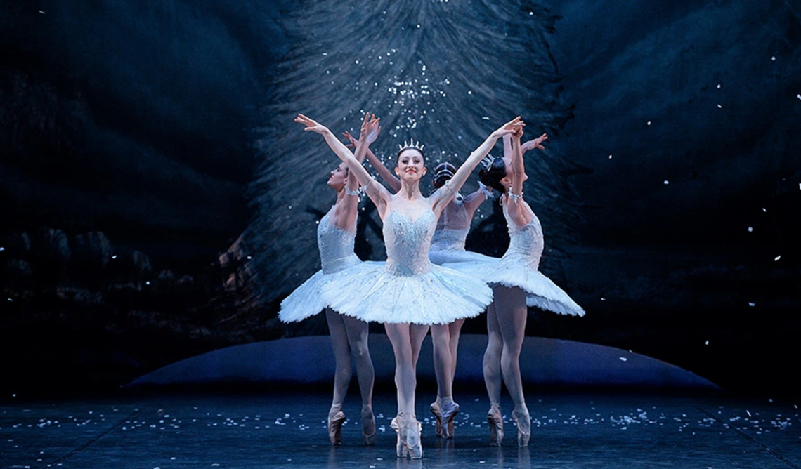 Tiny pretty things : le monde impitoyable du ballet classique