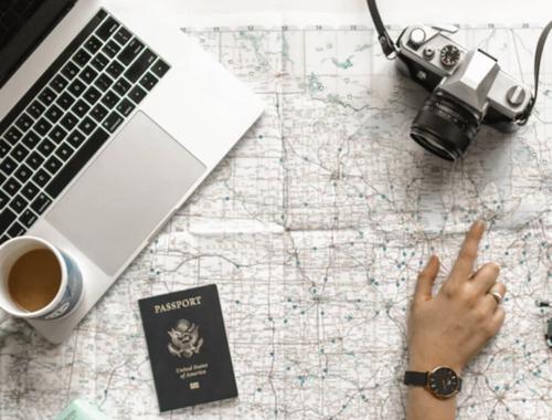 Bullet Journal et voyage : comment ça marche ?