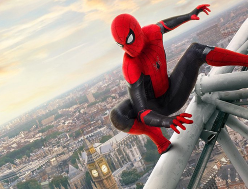 Spiderman, far from home : le dernier film de la phase 3