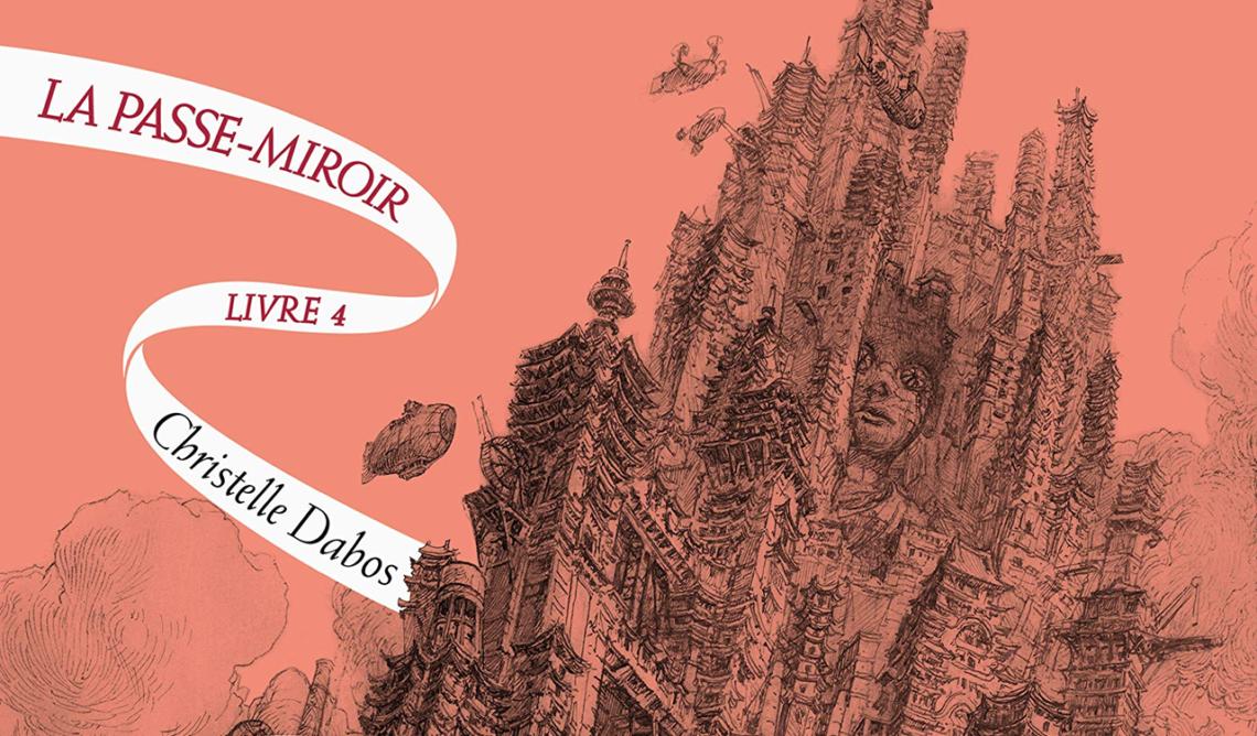 La Passe-Miroir tome 4 : la tempête des échos