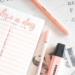 Pourquoi vous devriez avoir un gratitude log dans votre Bullet Journal