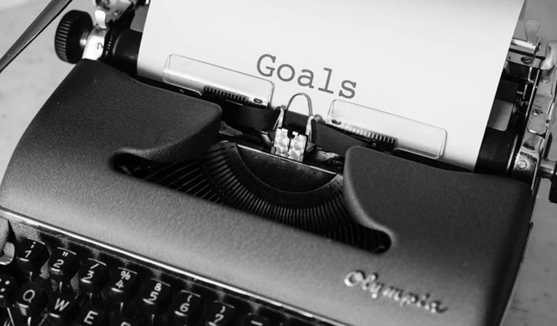 Créer une page d'objectifs motivante dans son Bullet Journal