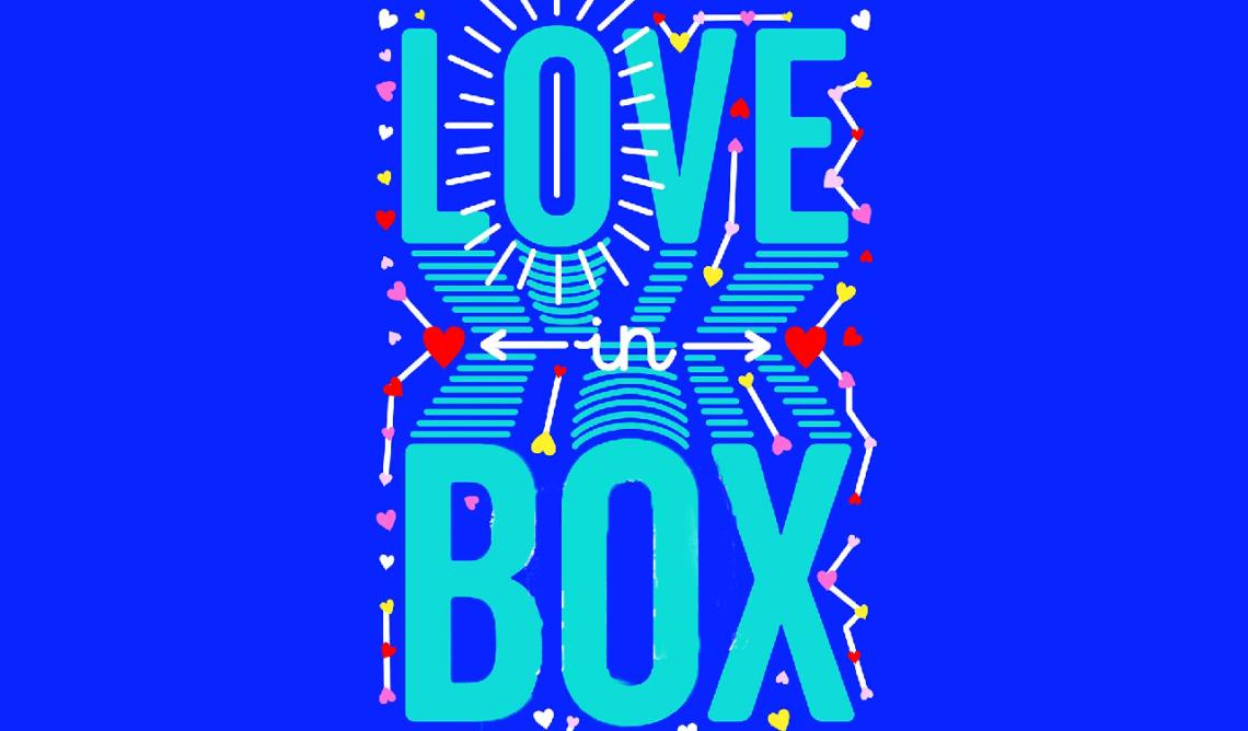 Love in box : un triptyque de romans