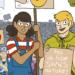 Agir pour la planète : une bande dessinée éducative et écologique