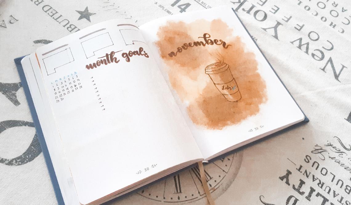 30 idées pour votre montly cover de Novembre
